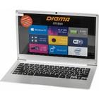"""Ноутбук Digma CITI E301 Atom X5 Z8350/4Gb/SSD32Gb/Intel HD400/13.3""""/IPS/HD/W10 серебристый"""