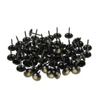 Гвозди декоративные 11х17 мм, цвет бронза ренесанс 037,  в упаковке 500 шт.