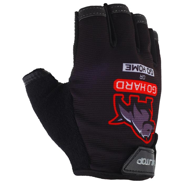 Перчатки спортивные Go hard, размер L