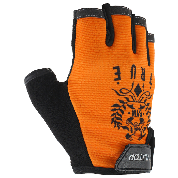 Перчатки спортивные True, размер L