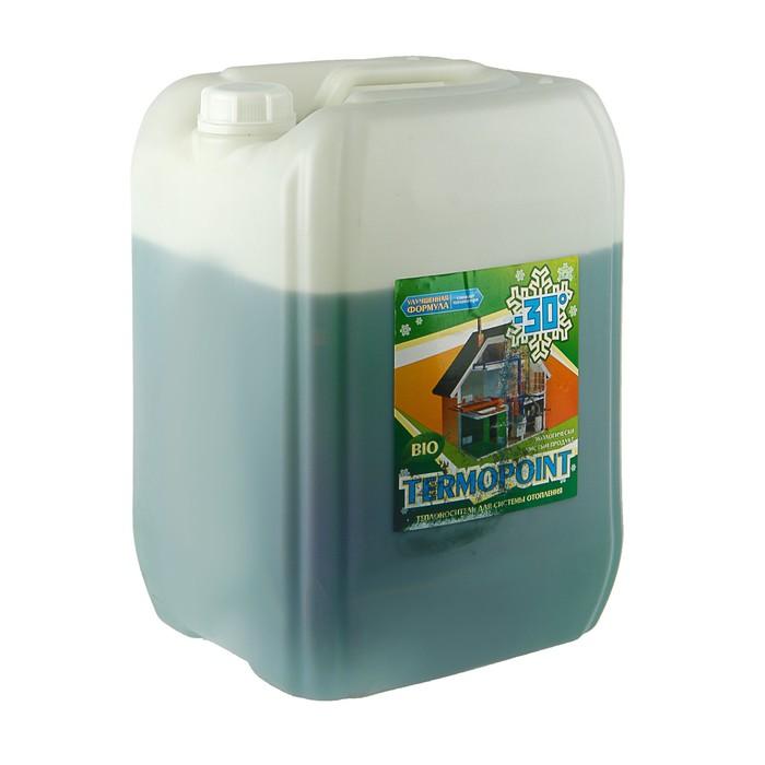 Теплоноситель TERMOPOINT -30. основа глицерин, 30 кг