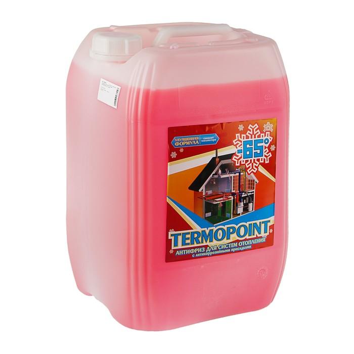Теплоноситель TERMOPOINT - 65, основа моноэтиленгликоль, 20 кг