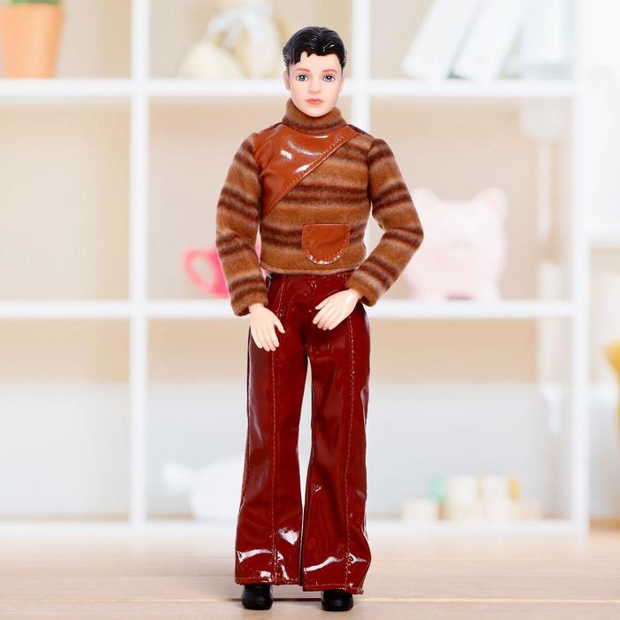 Кукла модель шарнирная «Алекс», МИКС