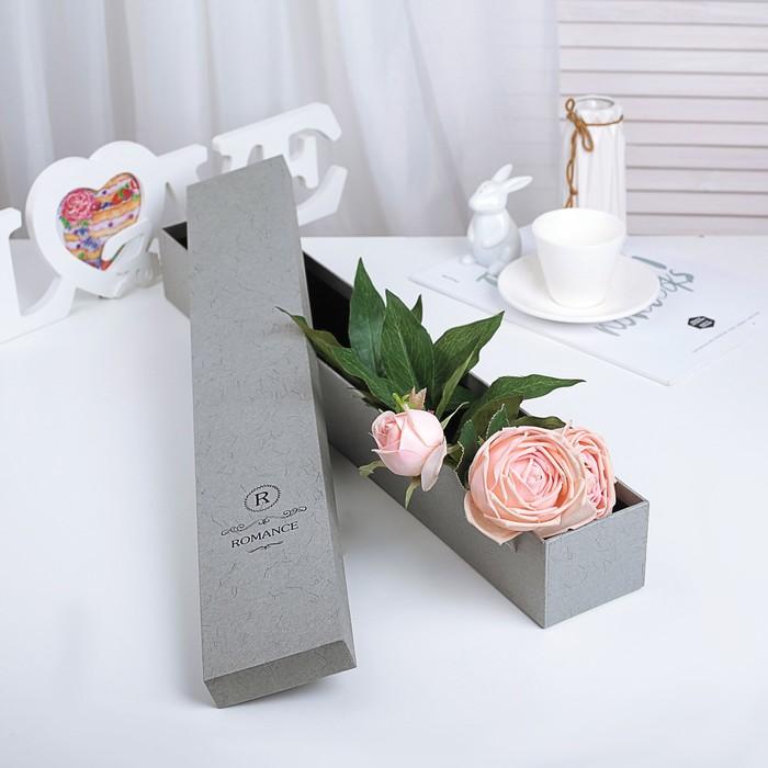 Коробка подарочная 60 х 9 х 7 см - фото 8877425