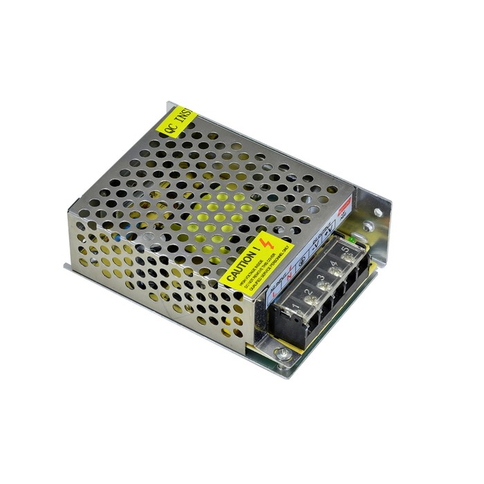 Блок питания DC, 12 В, 60Вт, IP20