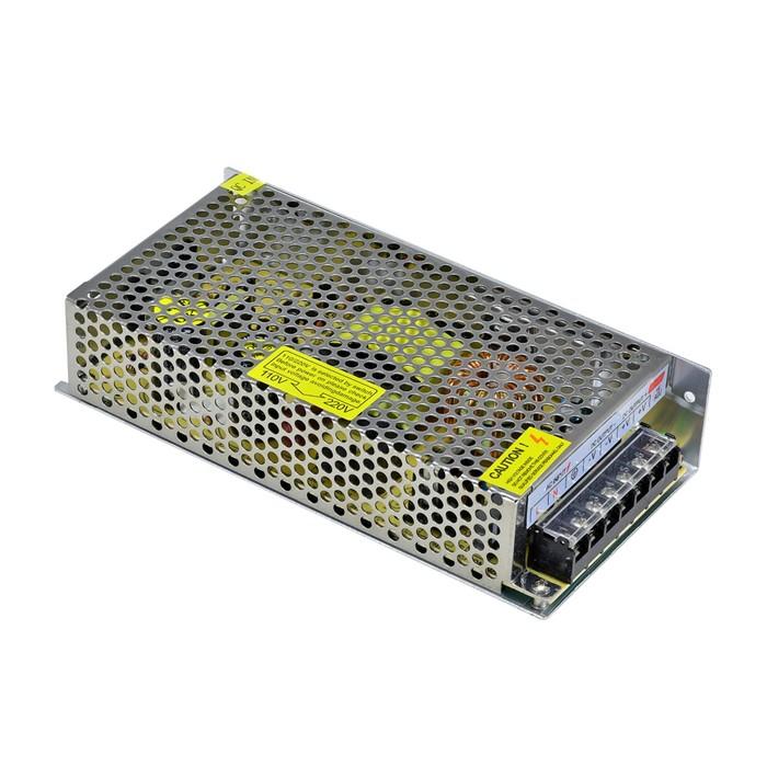 Блок питания DC, 12 В, 100Вт, IP20