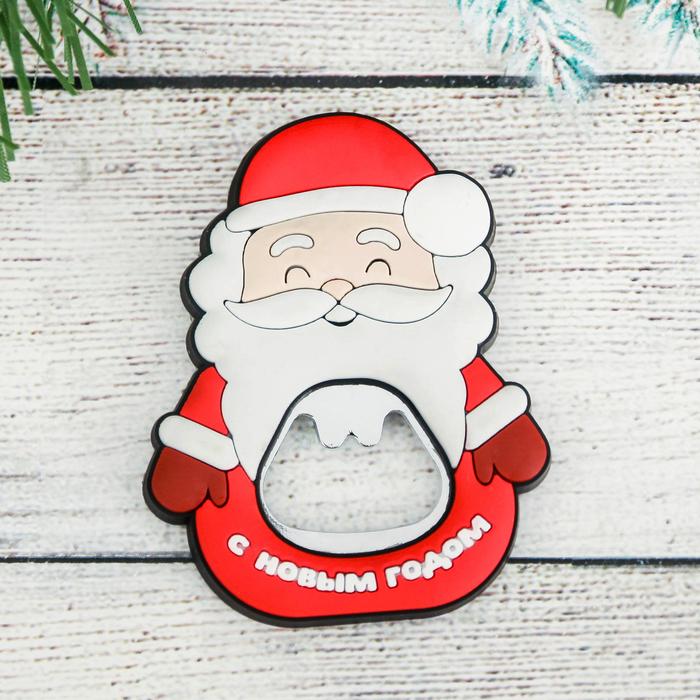 "Магнит-открывашка ""Дед Мороз"""