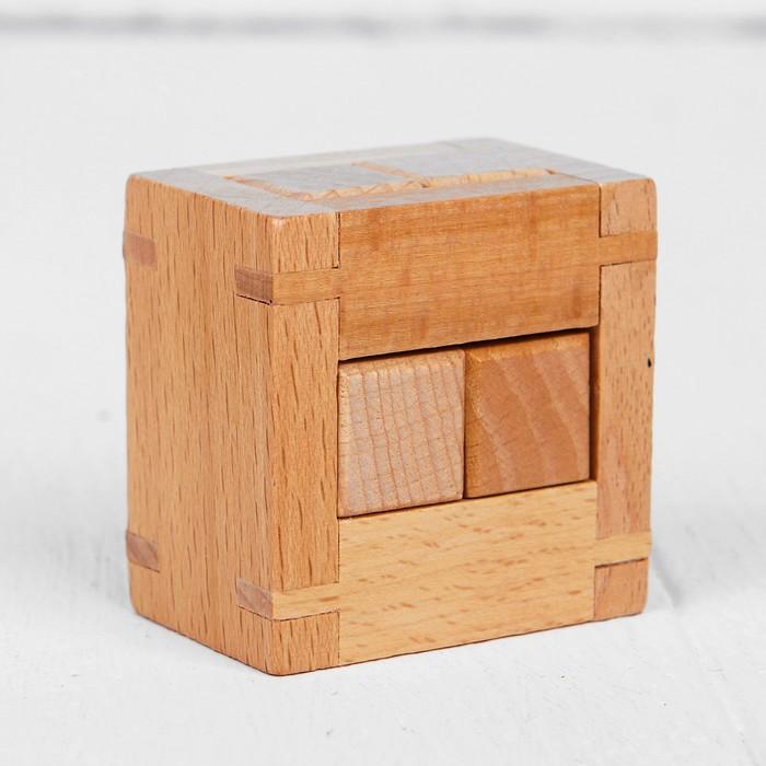 Головоломка «Кубическая загадка»