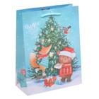 Пакет ламинированный вертикальный «Чудес в Новом Году», 18 × 23 × 8 см