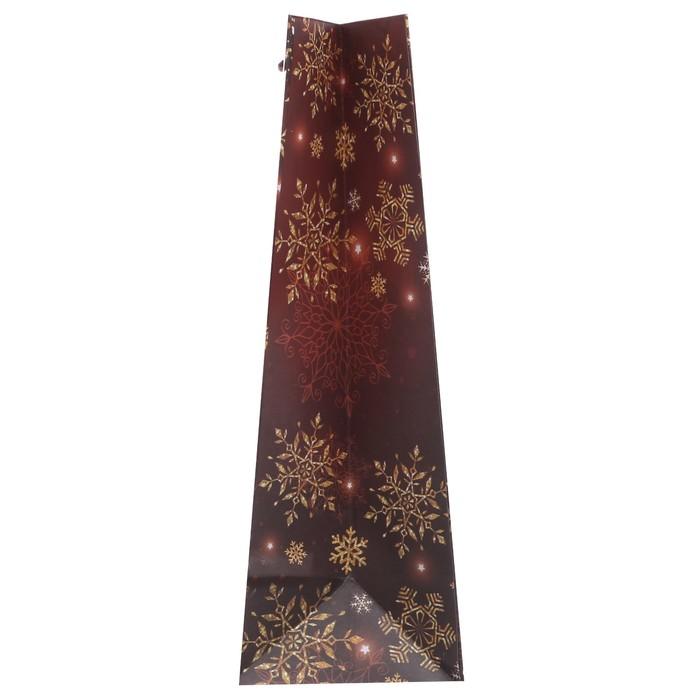 Пакет ламинированный вертикальный «С Праздником!», 23 × 27 × 8 см