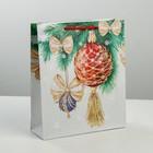 Пакет ламинированный вертикальный «Волшебных мгновений», 23 × 27 × 8 см