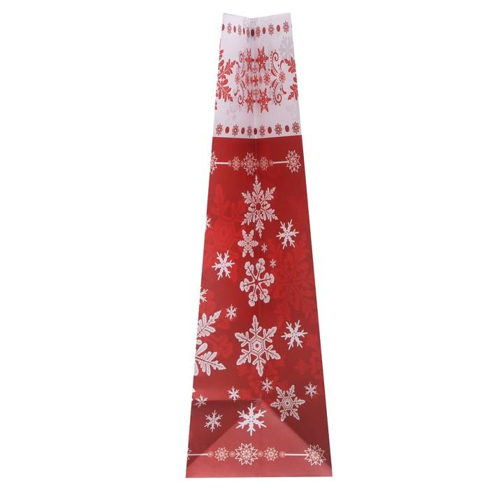 Пакет ламинированный вертикальный «В преддверии праздника», 18 × 23 × 8 см