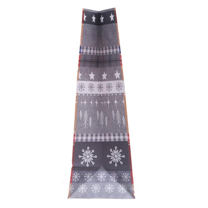 Пакет ламинированный вертикальный «Волшебных моментов», 23 × 27 × 8 см