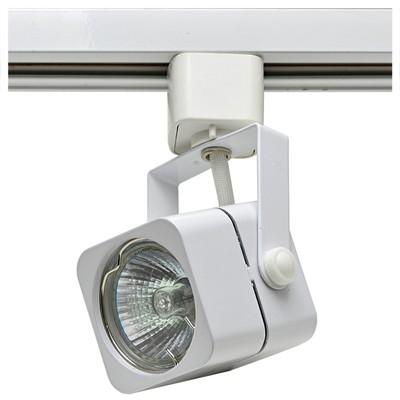 Светильник на однофазный трек IL.0010.0051, GU5.3, 50 Вт, цвет белый