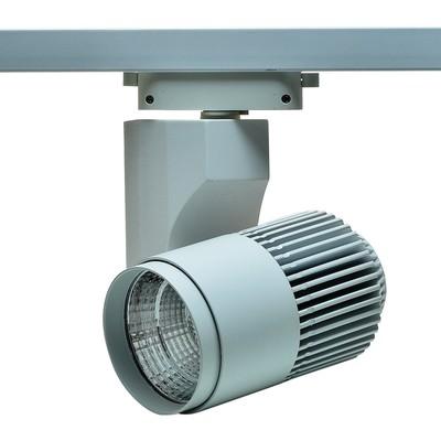 Светильник светодиодный на однофазный трек IL.0010.0059, LED 4000-4500К, 20 Вт, цвет белый