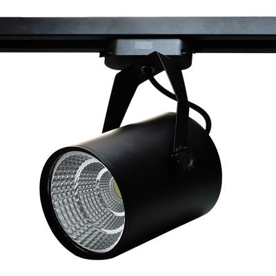 Светильник светодиодный на однофазный трек IL.0010.2158, LED 4000-4500К, 15 Вт, цвет черный   387096