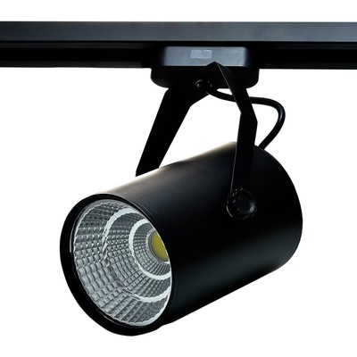 Светильник светодиодный на однофазный трек IL.0010.2160, LED 4000-4500К, 30 Вт, цвет черный   387096