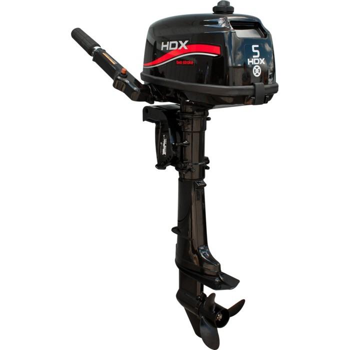 Лодочный мотор HDX T 5 BMS R-Series