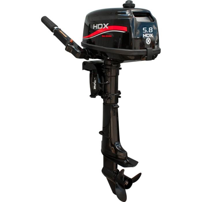 Лодочный мотор HDX T 5.8 BMS R-Series