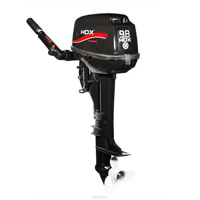 Лодочный мотор HDX T 9.8 BMS R-Series