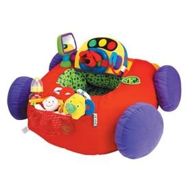 Игрушка «Мягкий автомобиль», с интерактивной панелью