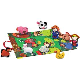 Игровой набор «Мини ферма»