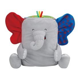 Развивающая игрушка-коврик «Слон»