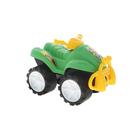 Машинка «Воротилы» зелёная