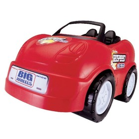 Машинка «Воротилы» красная