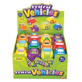 Машинки «Mini Vehicles», в дисплее, МИКС