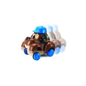 Игрушка «Полицейская собака», серии «Нажми и поедет»