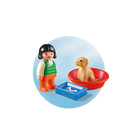 Игровой набор «1.2.3.: Девочка с собакой»