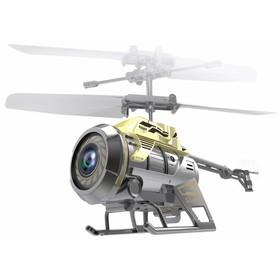 Вертолёт 3-х канальный «Гидрокоптер», на радиоуправлении, с камерой «Spy Cam Nano»