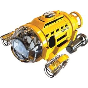 Игрушка «Подводная лодка», с камерой на ИК-управлении