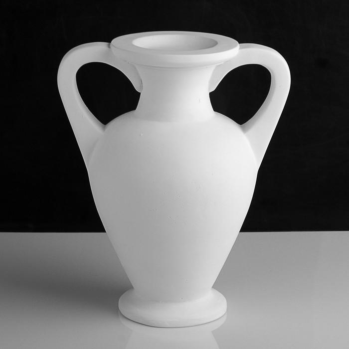 Гипсовая фигура, Амфора «Мастерская Экорше», 34х28,5х21 см