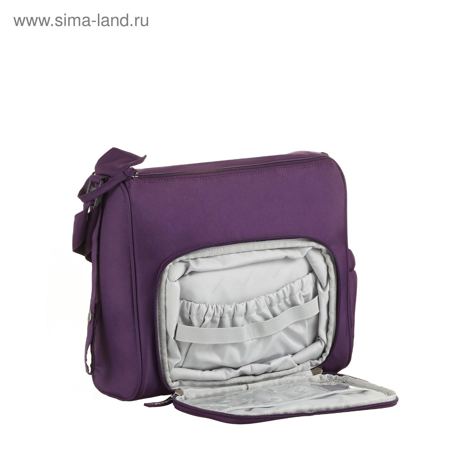 c8e898013d21 Сумка для мамы Bebe Due PB VIOLET, фиолетовая (3871202) - Купить по ...