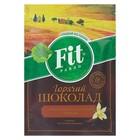 Fitparad Горячий шоколад со вкусом ванили 200 г (дойпак) - фото 15941