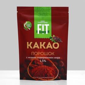 Fitparad Какао обезжиренный 150 г (дойпак)