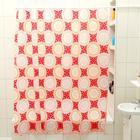 Blind for the bathroom 180х180 cm Vintage