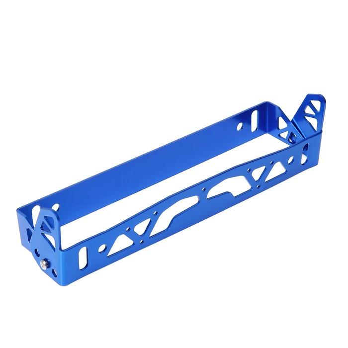 Площадка под номер с регулируемым углом наклона, синий