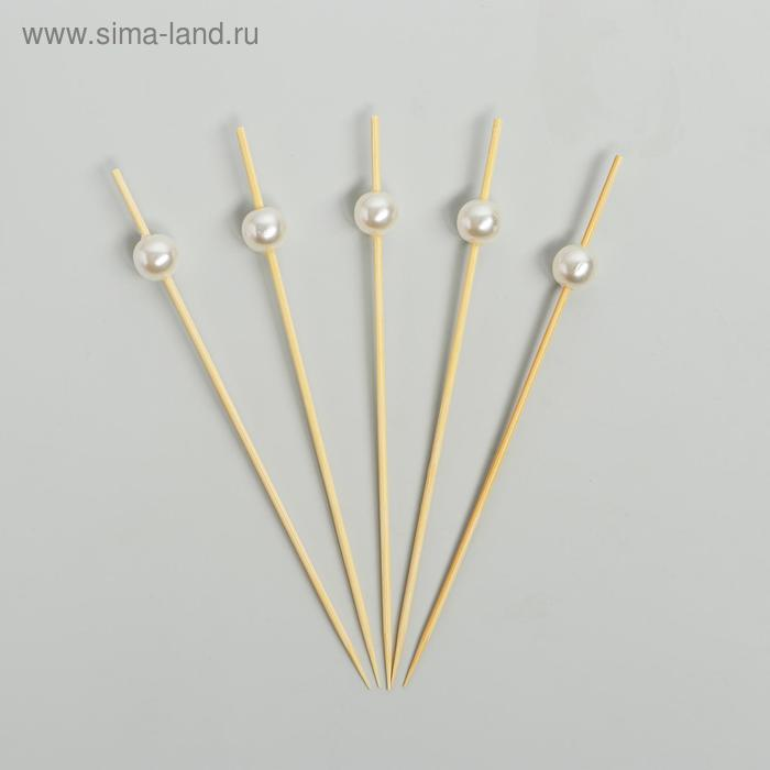 "Skewer canapés ""Pearl"" (set 24 pieces)"