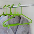The hanger 42×23.5×0.4 cm, MIX color