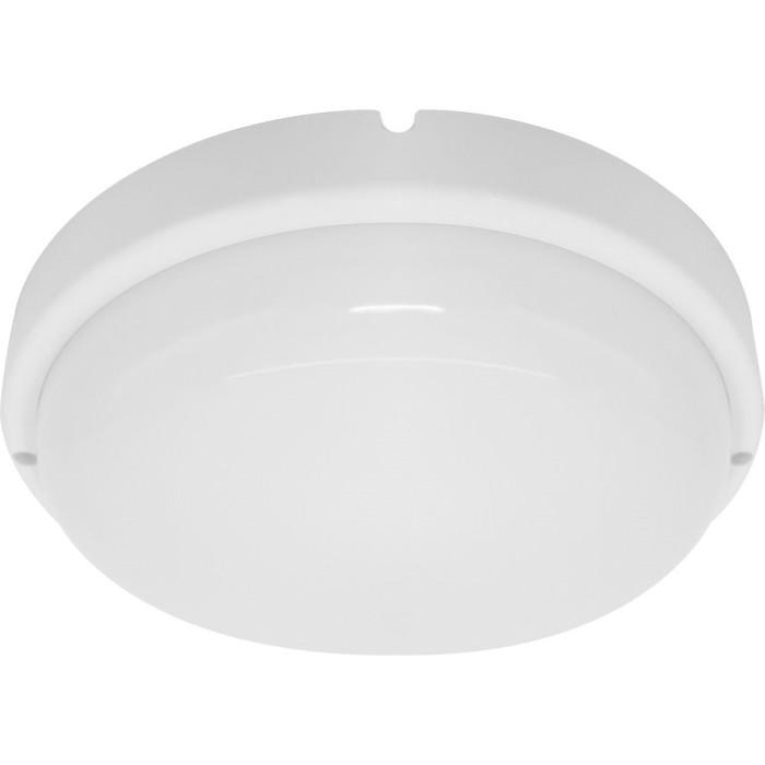 Светильник светодиодный AL3005, 8 Вт, 6500K, IP54, 640Lm, цвет белый