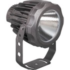 Прожектор светодиодный LL-888, 30W, свет холодный белый, IP65, цвет металлик
