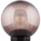 Светильник НТУ 02-60-255, E27, d=250мм, цвет дымчатый