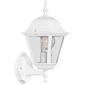 Светильник 4101, 60W, E27, цвет белый
