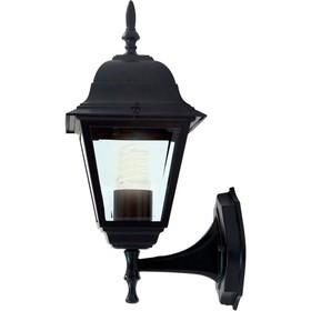 Светильник 4101, 60W, E27, цвет черный