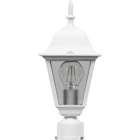 Светильник 4103, 60W, E27, цвет белый