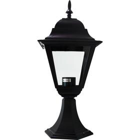 Светильник 4104, 60W, E27, цвет черный