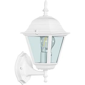 Светильник 4201, 100W, E27, цвет белый